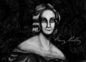 Horror Celebrity birthday: Mary Shelley
