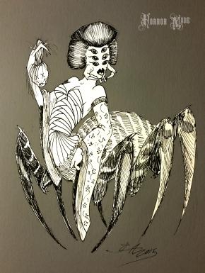 The Secrets of the Nightmare WomanJorogumo