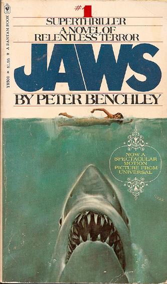 Jaws-paperback