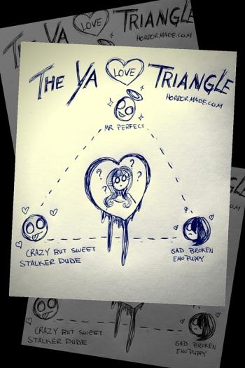ya love triangle