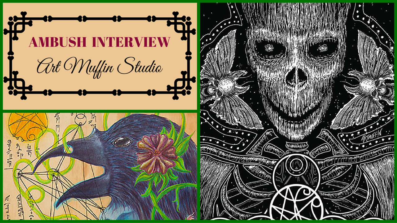 Artmuffin Ambush Interview