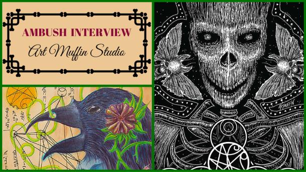 Artmuffin Ambush Interview