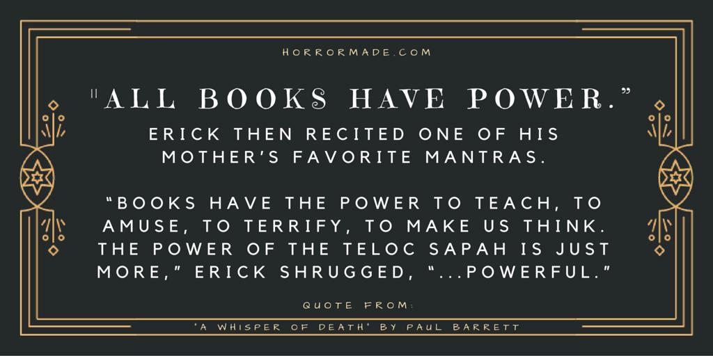bookshavepower