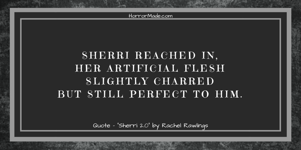 charred sherri 20 quote