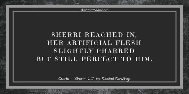 charred sherri 20 quote