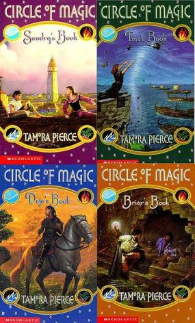 circle of magic tamora pierce