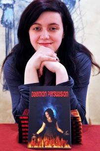 Deamon Madness author photo