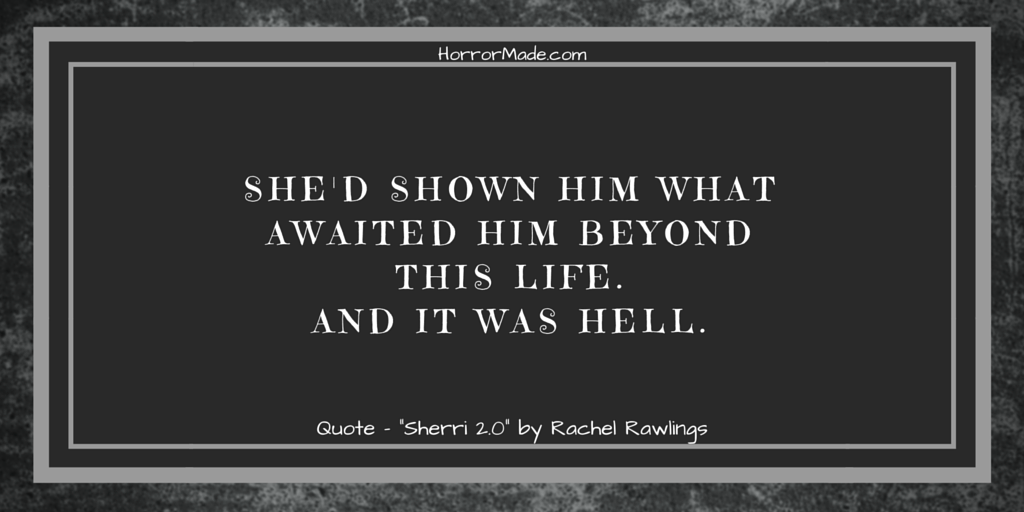 hell 2 sherri 20 quote