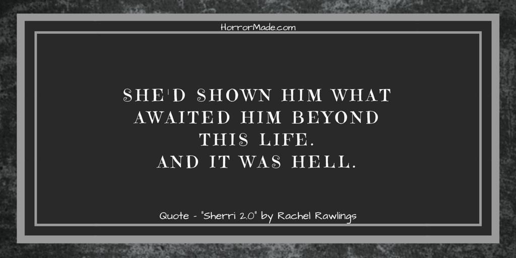 hell 2 sherri 20 quote