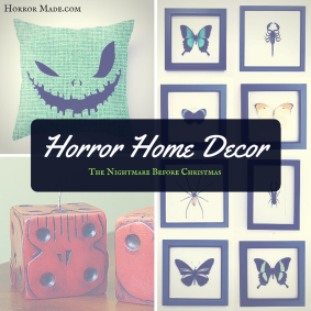 Horror Home Decor