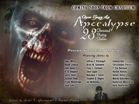 once upon an apocalypse authors