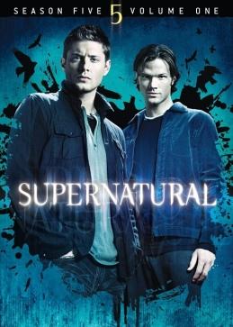 supernatural season 5 cover
