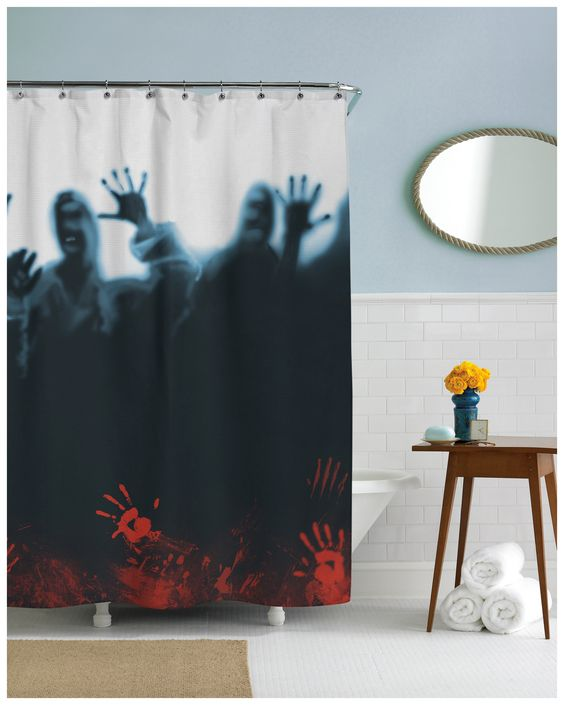 How To Be A Chic Walking Dead Fan Horror Home Decor Maderhhorrormade: Walking Dead Home Decor At Home Improvement Advice