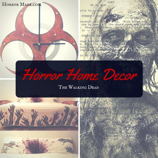 Horror Home Decor TWD