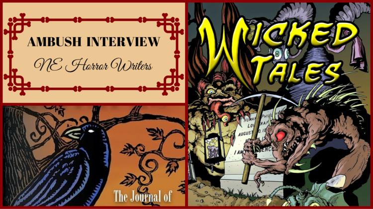 NE horror writers ambush Interview