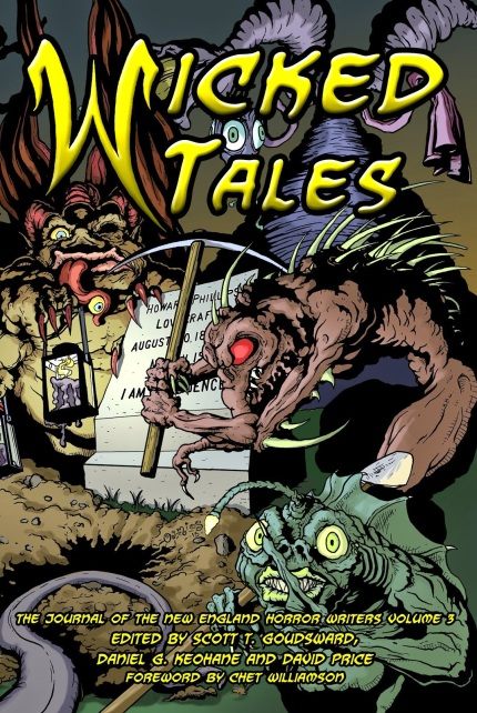 Wicked Tales cover front