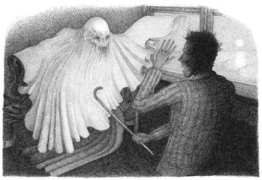 barney b  ghost