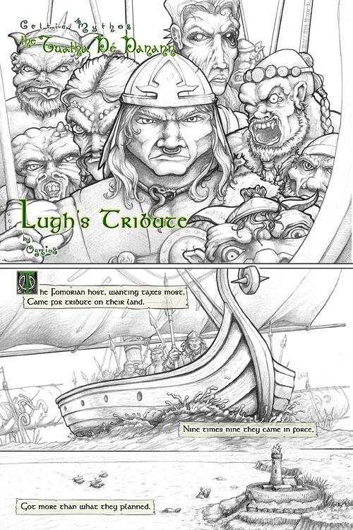 celtic mythos