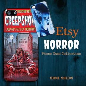 20 Esty phone cases that will show off your horror side