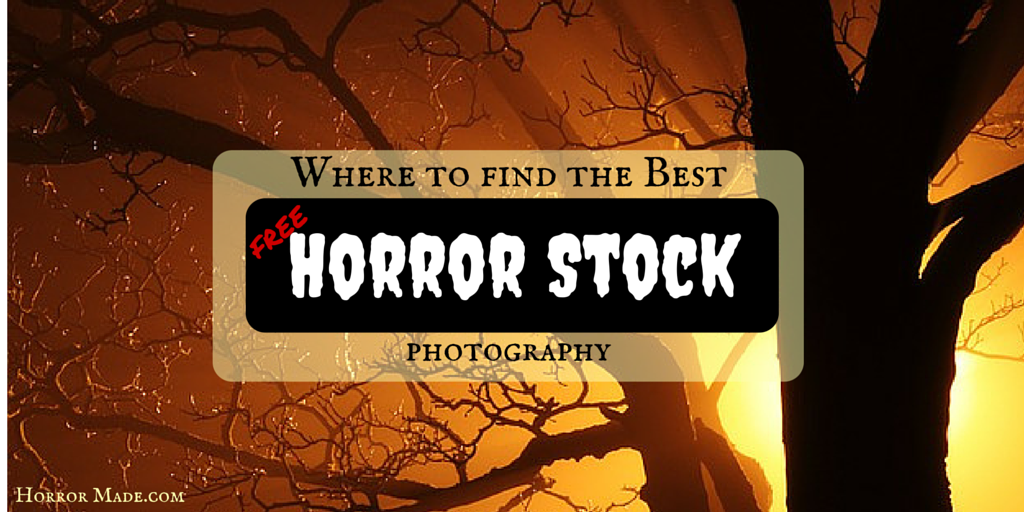Where to find Free Horror Stock Photography