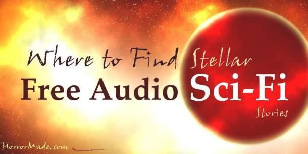 header title scifi