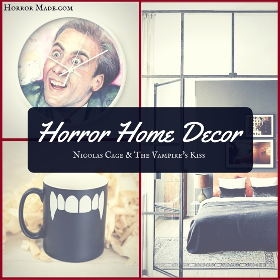 Horror Home nicolas cage