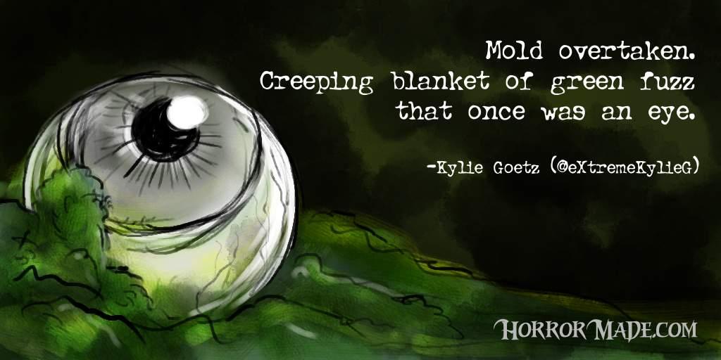 mold eye