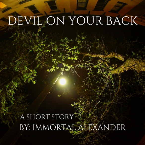 DEVIL ON YOUR BACK