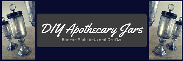 DIY Apothecary Jars title