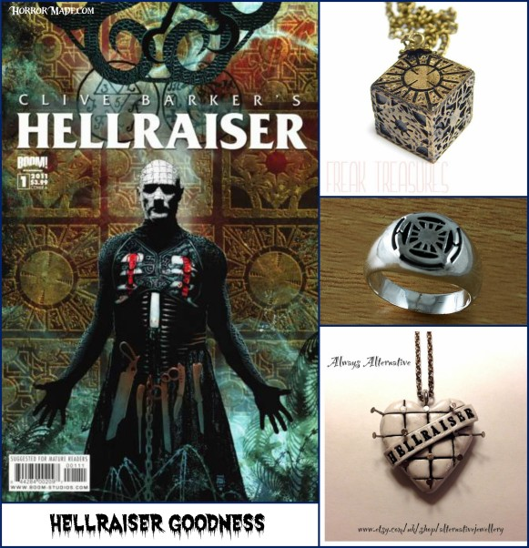 hellraiser goodness