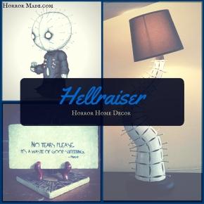 Hellraiser Home Decor