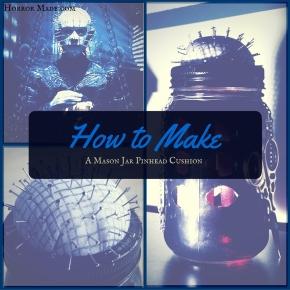 How to Make a Mason Jar PinheadCushion