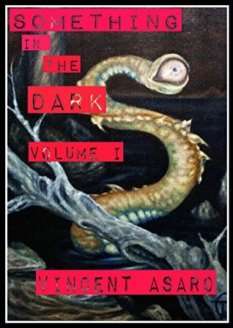 something in the dark Asaro cover