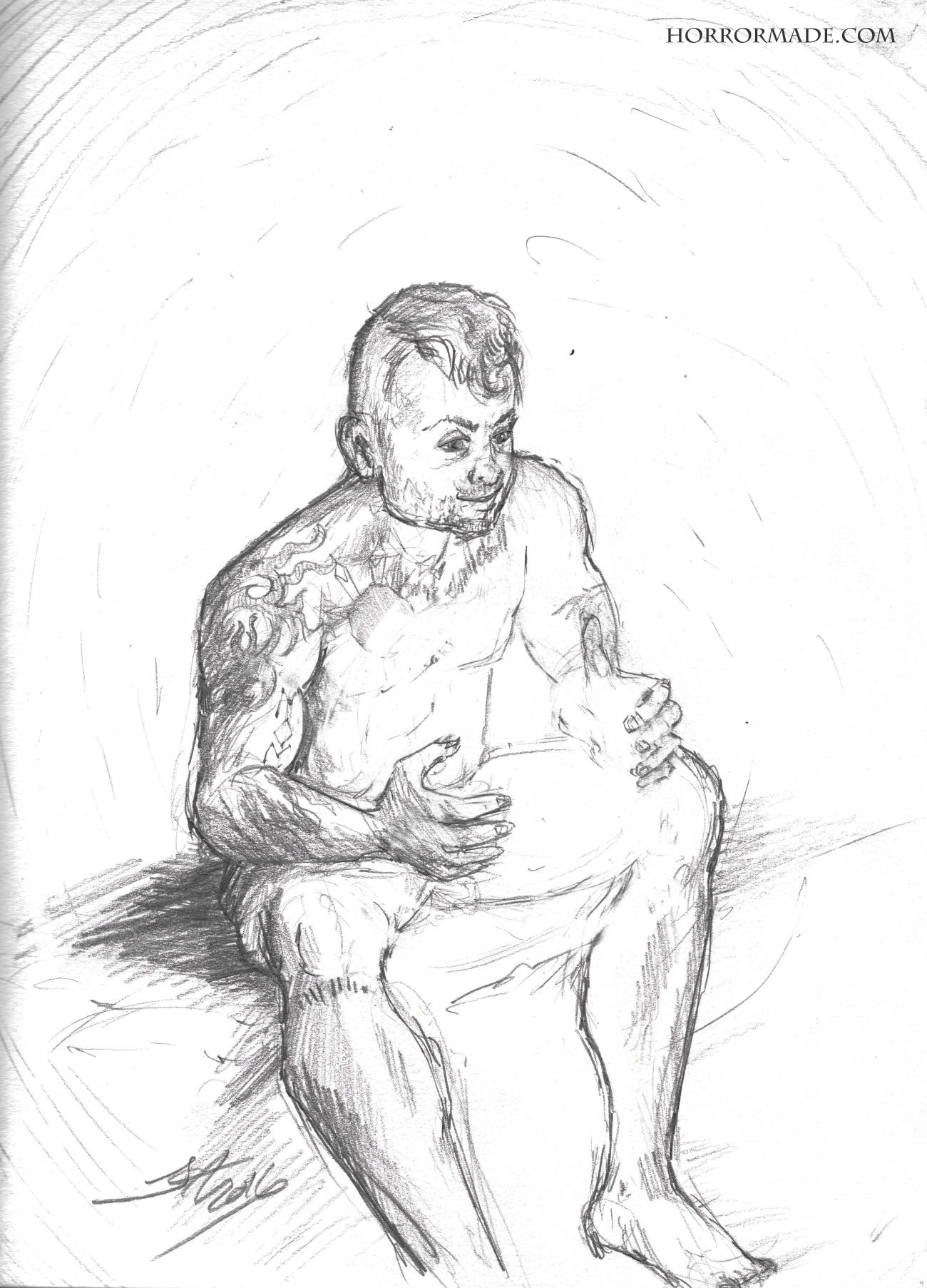 figure drawing sequential art