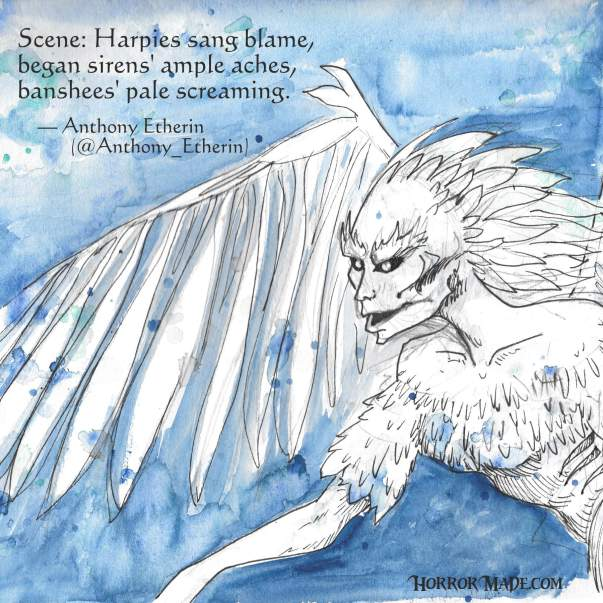 harpie screams