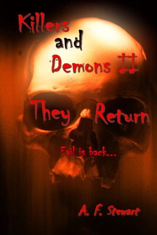 killers and demons II cover