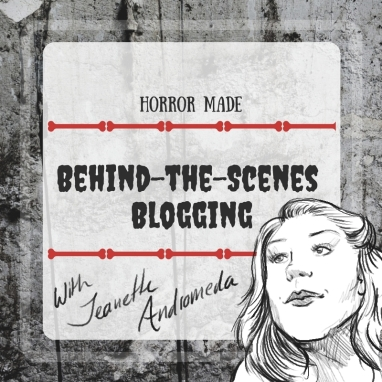 Behind-the-Scenes Blogging