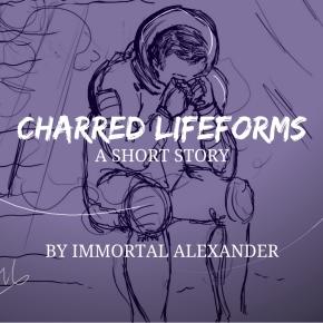 CHARRED LIFEFORMS