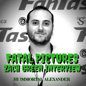 FATAL PICTURES – ZACH GREENINTERVIEW