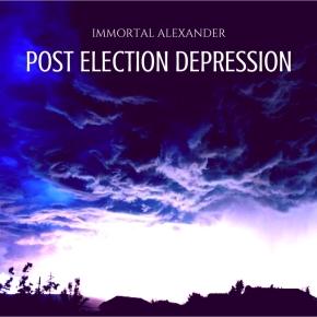 POST ELECTION DEPRESSION