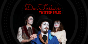 #FearFridays presents: Doc Foster's Twisted Tales