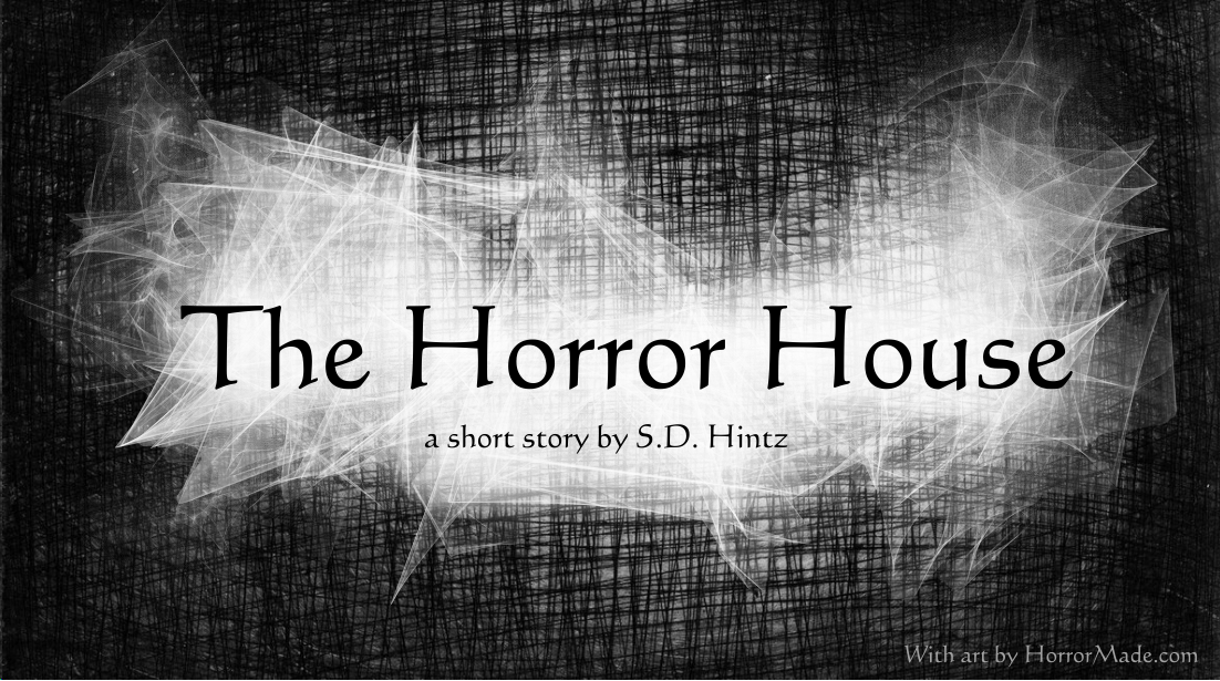 title hintz horror house