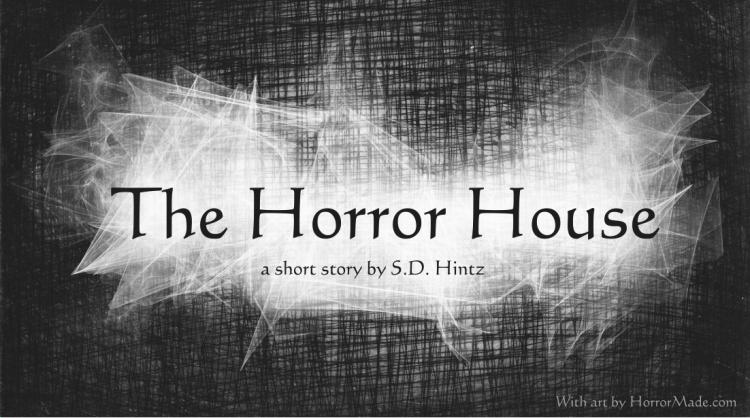 title hintz horror house