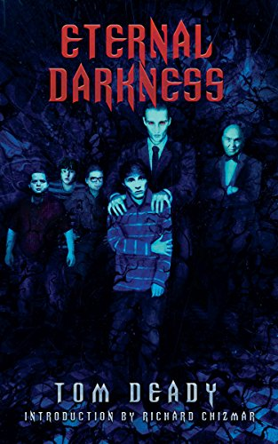 Eternal Darkness Cover