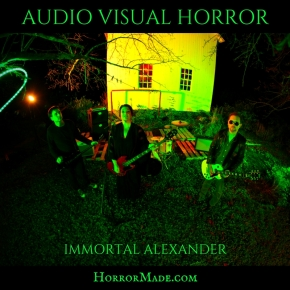 AUDIO VISUAL HORROR