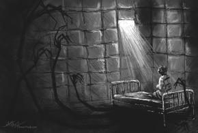 #HorrorHaikuesday gets locked away