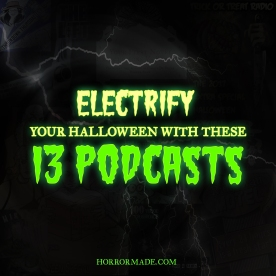 haloween podcasts 2017