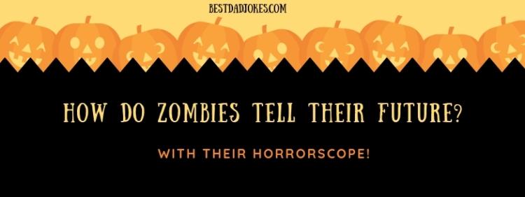 dad jokes zombie