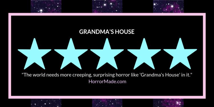 grandma's house 5 stars
